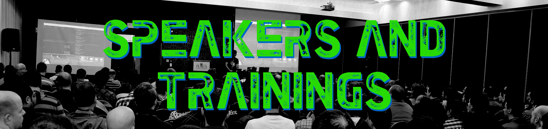Announcement of speakers | Training registration | Bugcrowd Party